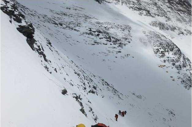 珠峰再现悲剧! 4人尼泊尔境内登山悉数罹难