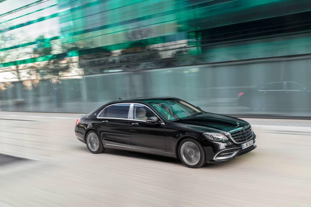 全新奔驰S级轿车7月欧洲上市 起价合68万元
