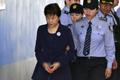 朴槿惠接受第二次公审