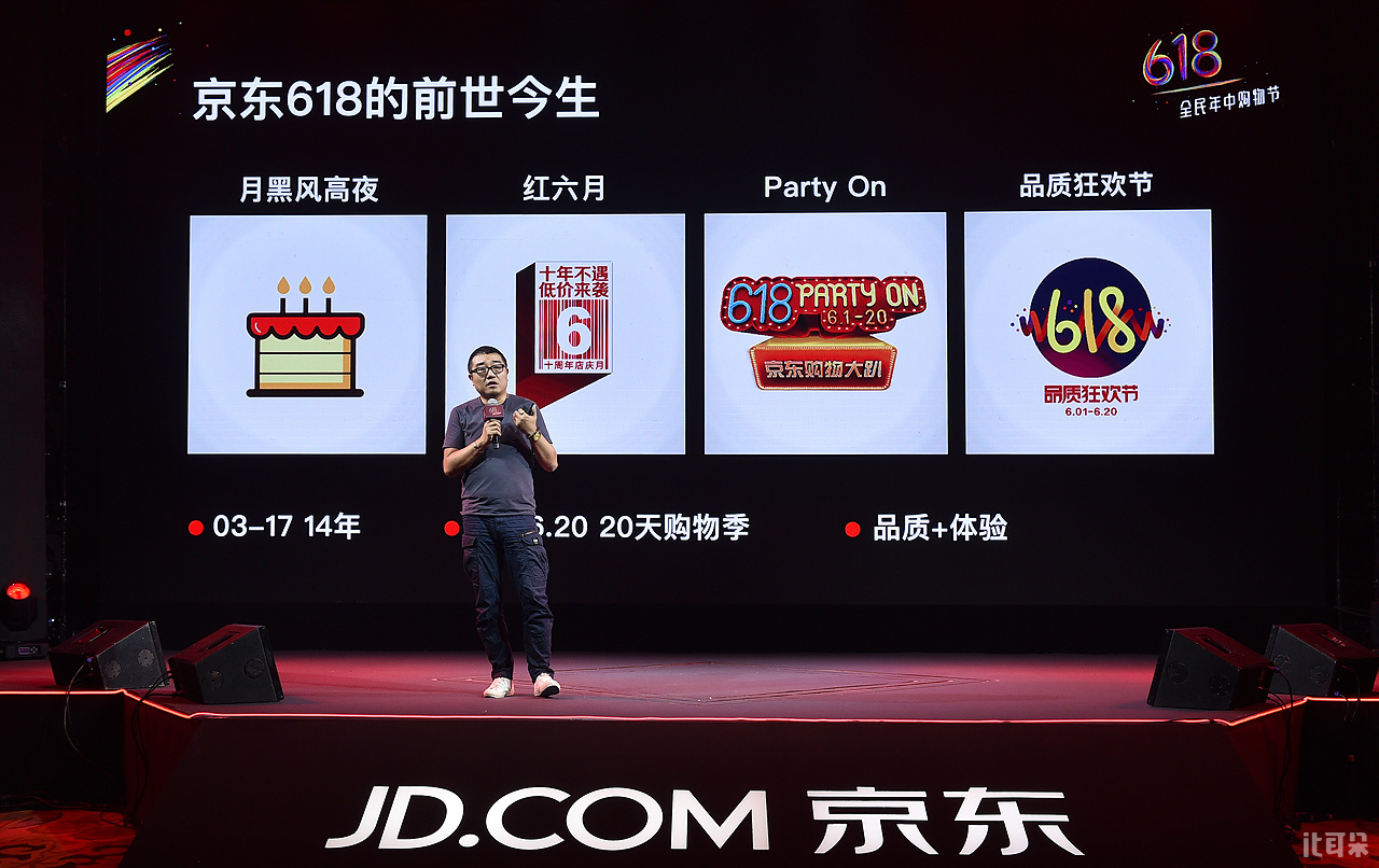 京东创新五大玩法 今年618或成中国零售分水岭
