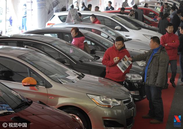 经销商库存系数始终维持高位 汽车业淡季发力去库存