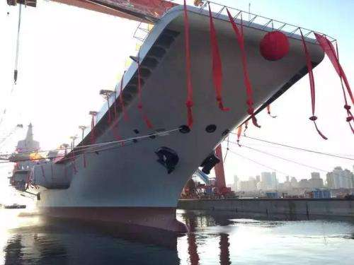 港媒称第三艘航母可能还未开建 专家持不同观点