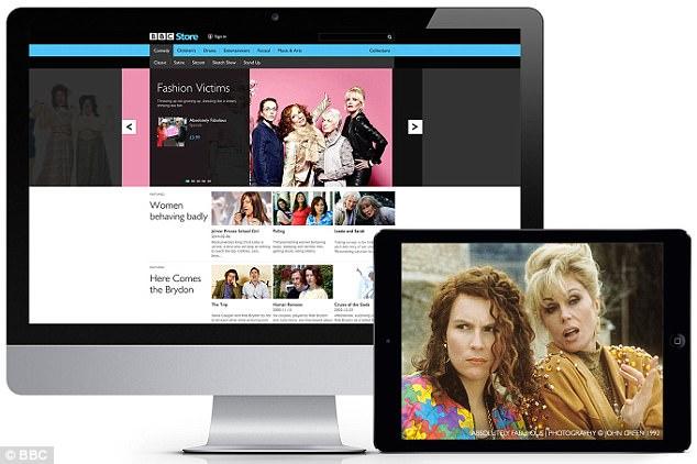 BBC Store竞争失利 将于11月下线