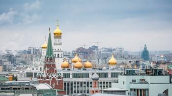 童话里的世界 鸟瞰俄罗斯莫斯科