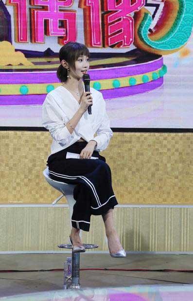 """魏小也重返《直偶》 被称""""阿平""""幽默回应"""
