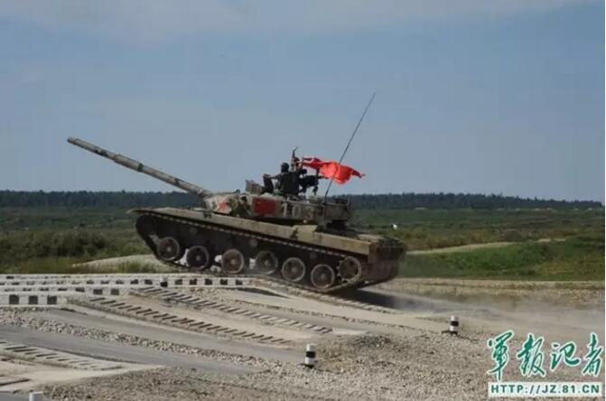 想去坦克大赛现场为中国队加油吗?机会来了!