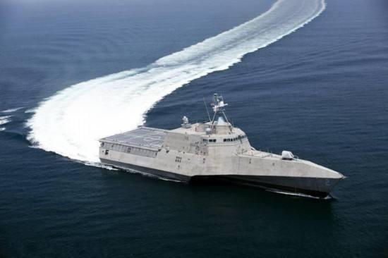 美濒海战斗舰价格昂贵火力弱 花样百出忙升级