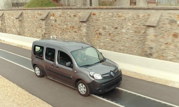雷诺看好电动汽车无线充电技术 开启在法测试