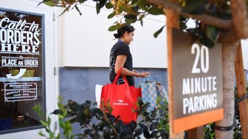 美媒:美华商用订餐软件销量激增 来不及消化订单