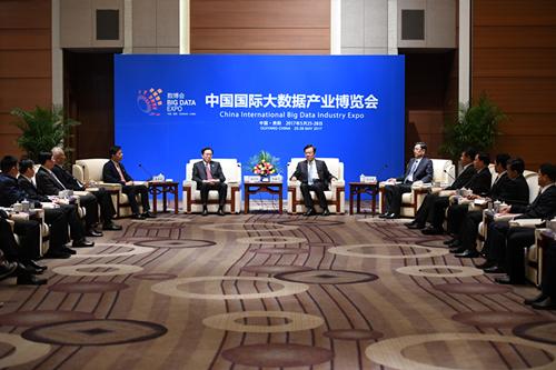 张力军:让中国大数据应用成果走向世界