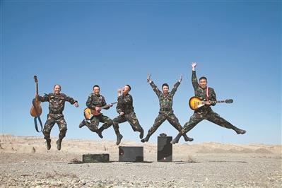 走近陆军某特战旅利刃乐队:当摇滚遇上特种兵