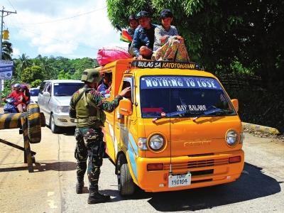 """菲南部发现外籍恐怖分子 菲方称叛乱变""""入侵"""""""