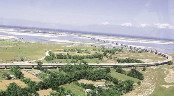 """印中边境大桥要抵挡""""中国行动""""?博眼球的说法"""