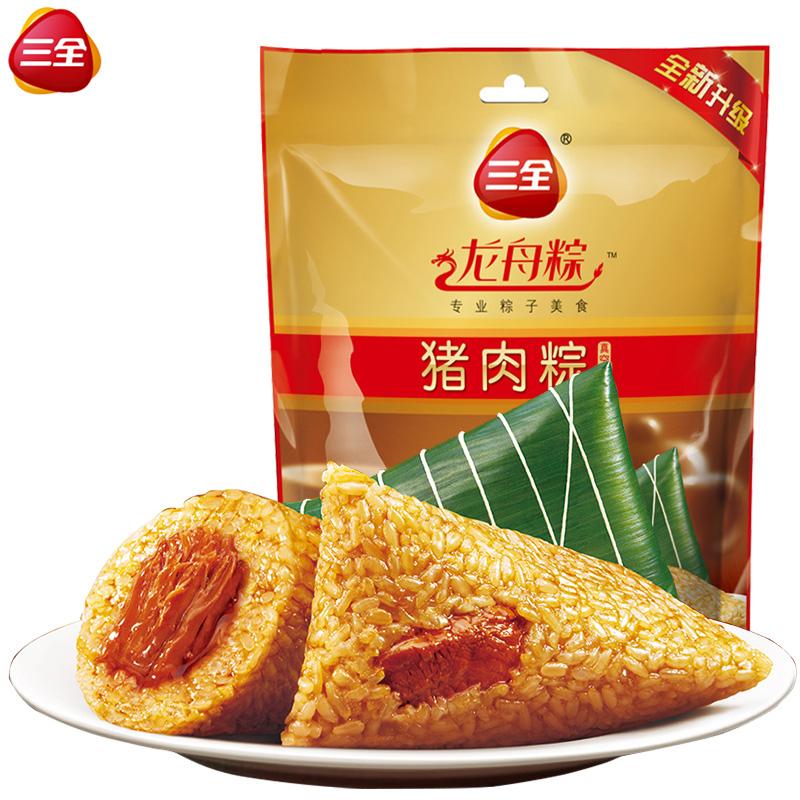 食药监总局:三全八宝粽和猪肉粽等5批次粽子不合格