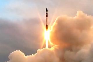 世界首枚3D打印火箭在新西兰发射升空