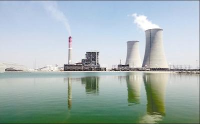 中巴经济走廊首个大型能源项目投产发电