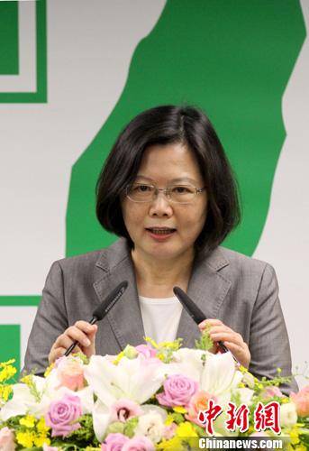 港媒:台舆论认为蔡英文当局施政最大败笔是两岸政策