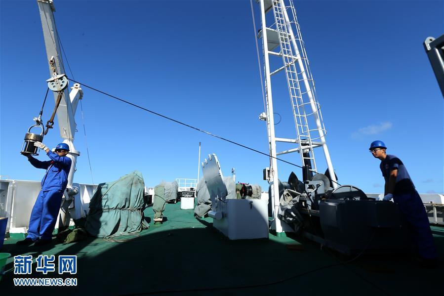 中国超20亿元打造观测网:覆盖东海南海海底海面 - 春华秋实 - 春华秋实 开心快乐每一天