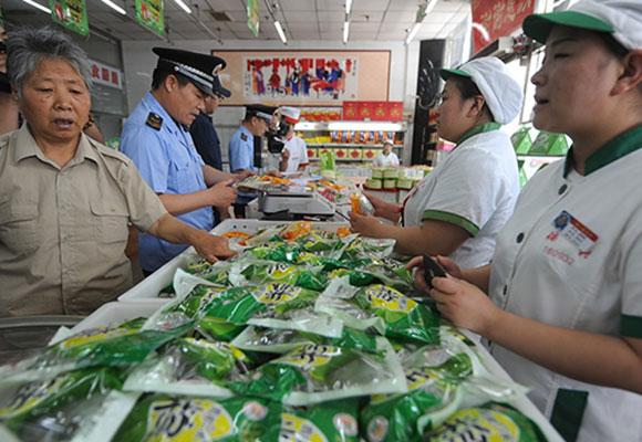 北京对粽子监督检查 4批次不合格企业召回下架