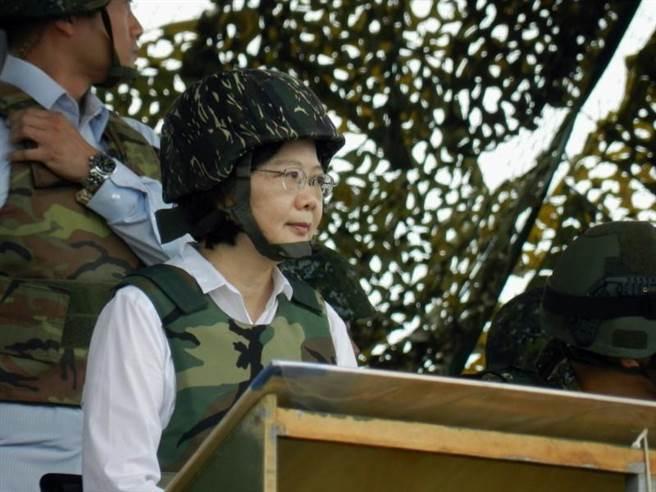 台前官员批蔡英文:冷血的毒蛇 你的性格绑架台湾人的命
