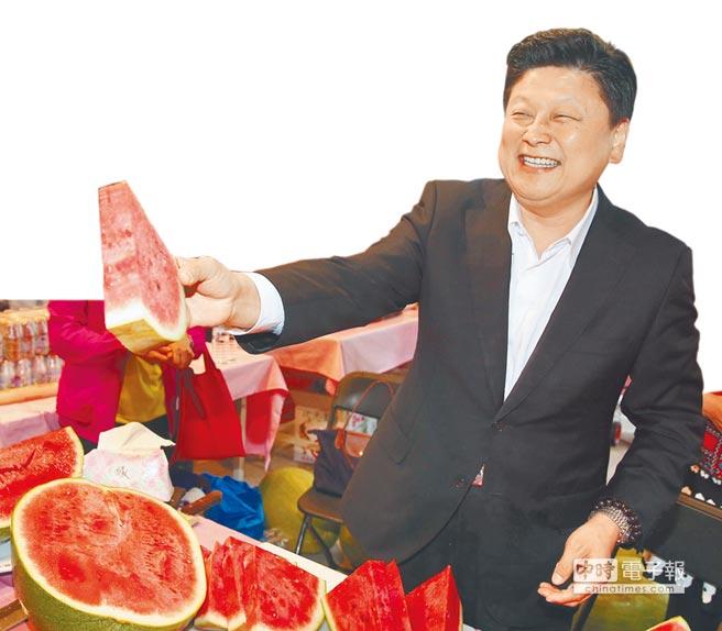 傅昆萁回应北上挑战柯文哲:为民服务的路可更宽广
