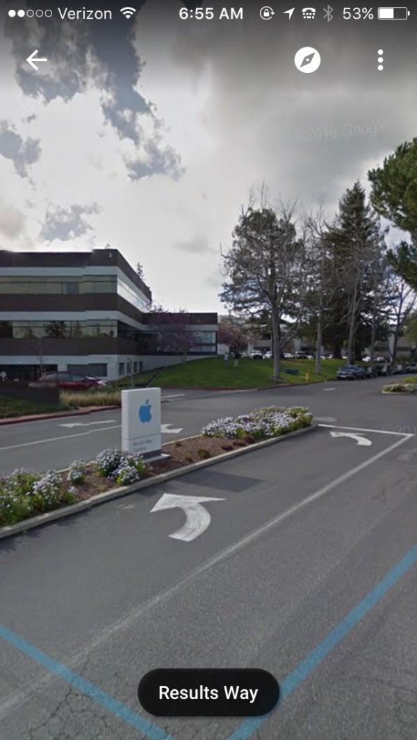 苹果两栋旧办公楼因气体泄漏而短暂撤离