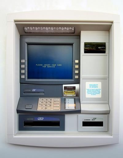 大开眼界:世界上第一台ATM机原来是这样