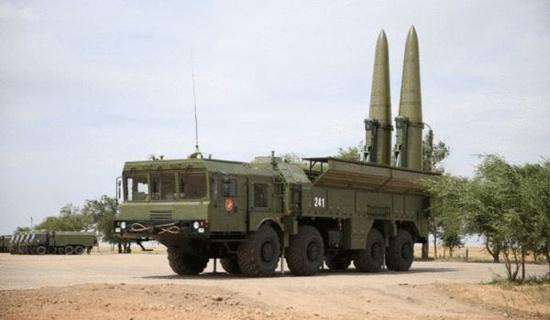 俄罗斯2020年前全面换装新型战术弹道导弹