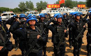 中国隆重纪念国际维和人员日