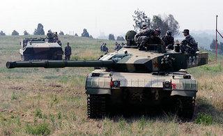 战场上坦克故障了怎么办?