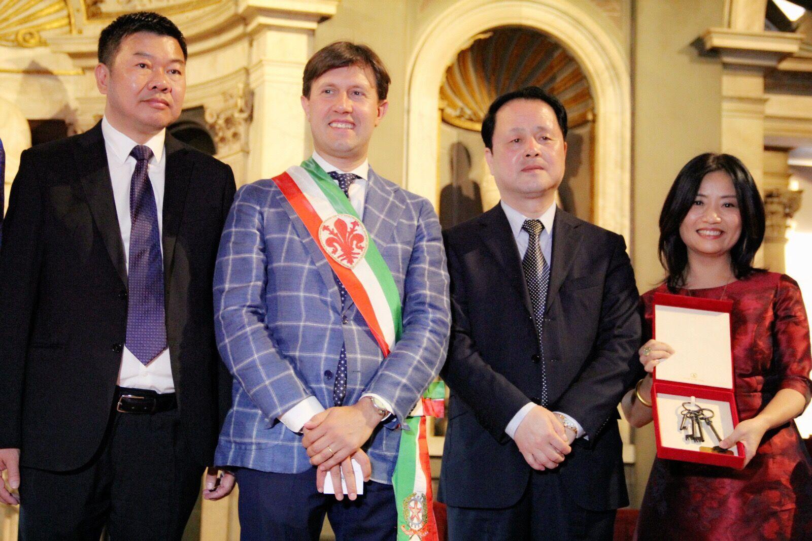 2017中欧华商高峰论坛揭幕在即 市长举办欢迎酒会