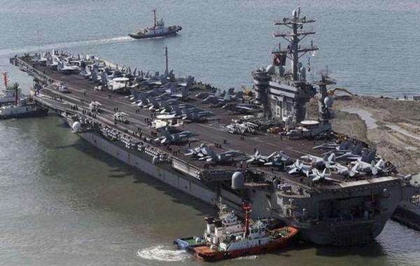 美军打仗前都有什么异动?这装备比航母还重要