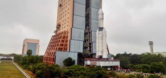 印度计划发射大推力运载火箭 号称能够载人