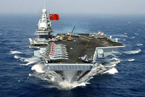 美媒:中国在亚太不开一枪一炮就可以击败美国