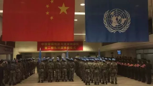 中国维和战士亲述:我为什么选择再次去马里