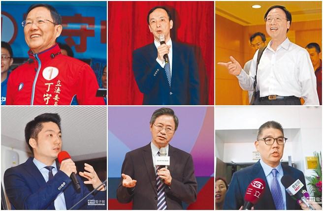 蔡英文当局民调屡创新低 国民党战将如云誓夺回台北