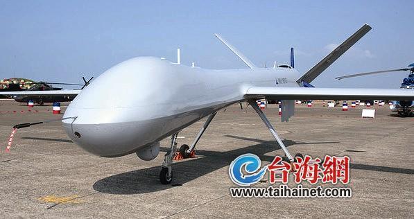 台湾自制无人机决定量产 将组建无人机侦察中队