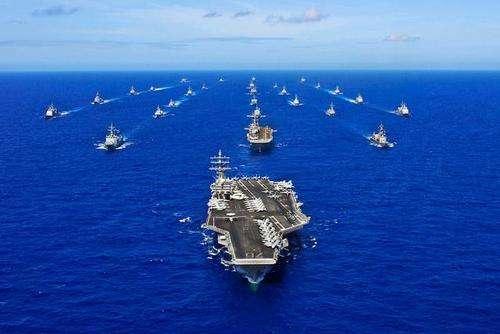 美邀中国第三次参加环太军演 6月举行准备会