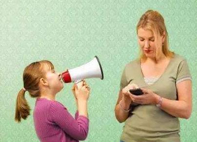放下手机给孩子最好的陪伴