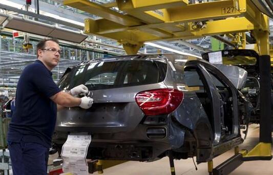 奔驰将整合现有工厂产能 满足EQ电动车生产