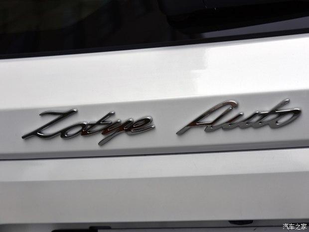 T700L/T800等 众泰公布多款新车规划
