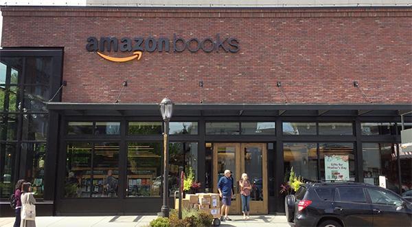 亚马逊实体书店如何用1年半时间实现盈亏平衡