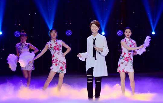 蔡淳佳央视榜上榜夺冠  《我是我》捍卫女性主权