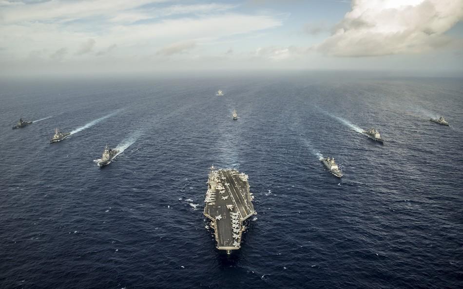 外媒:印度拒绝澳海军参加军演 忧中国强烈反应