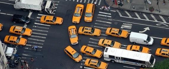 美媒:无人驾驶汽车普及或加重交通拥堵