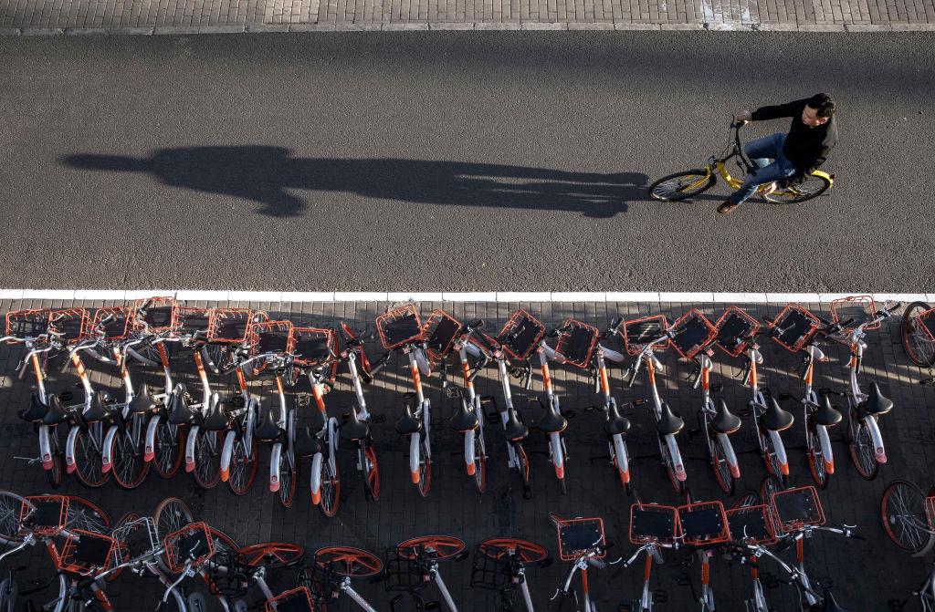 中国式共享经济