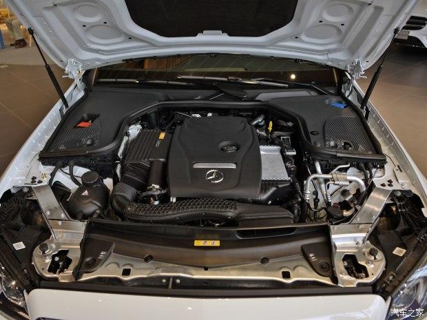 共3款车型 新奔驰E级Coupe或预售57万起