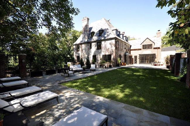 奥巴马出价5000多万元购买华盛顿豪宅 面积760平方米