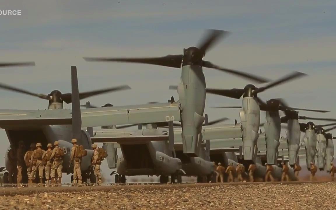 美媒:中美海军陆战队谁更强?美军有一独特优势