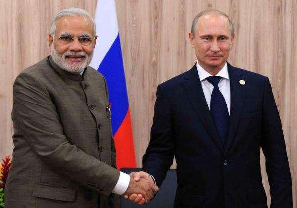 印度总理莫迪:感谢普京支持印度加入上合组织